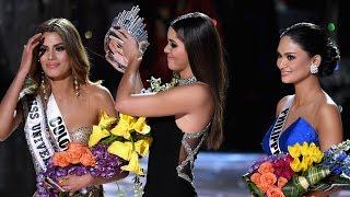 Steve Harvey Crowns WRONG Winner During Miss Universe 2015 & Hilarious Internet Memes