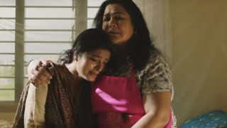 Sneha's Sentiment scene With Urvasi - Un Samayal Arayil Latest Tamil Movie Scene