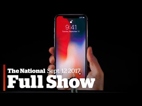Xxx Mp4 The National For Tuesday September 12 2017 Irma Recovery IPhone X Rohingya Refugees 3gp Sex