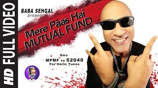 BABA SEHGAL - MERE PAAS HAI MUTUAL FUND #INVESTINFITNESS