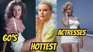 Beautiful Hollywood Actresses Of 1940