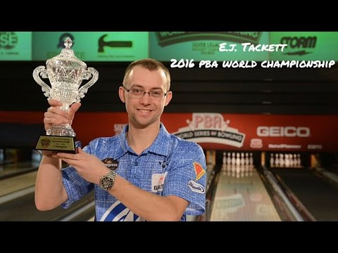 2016 PBA World Championship - E.J.