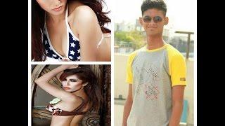 Rajuk Uttara Model College ! RAg Day ! HSC batch 2016 ! Naila NAyem  Sexy