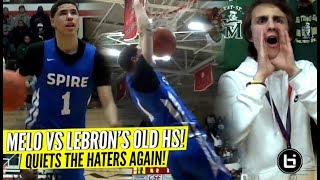 LaMelo Ball Quiets The HATERS vs LeBron