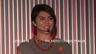 The Privilege of a Refugee | Victoria Alondra Palomino Hernandez | TEDxYouth@Palmerston