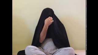 شفاف سازی عبور اشعه مردانه از سوراخ چادر زنانه! (94)