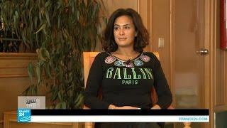 """هند صبري: """"المرأة التونسية مسالمة ولكن العنف وصل إليها"""""""