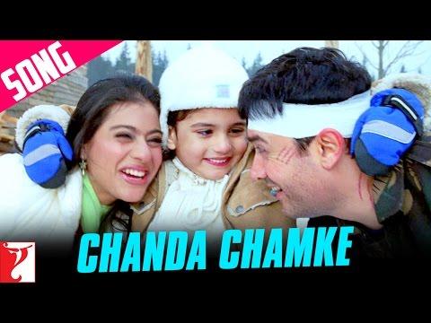 Chanda Chamke Song | Fanaa | Aamir Khan | Kajol