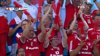 Match 27: Switzerland v Iran - FIFA Beach Soccer World Cup 2017
