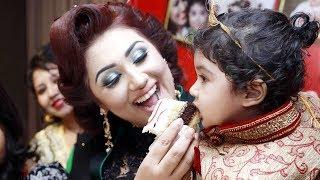 দেখুন শাকিব পুত্রের জন্মদিন পার্টি কাদের নিয়ে হচ্ছে ! Abram Khan joy birthday celebration !