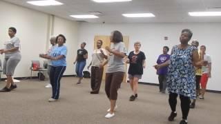 Babyface  Exceptional  Line Dance