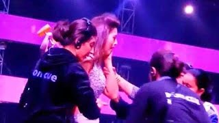 Gauhar Khan SLAPPED at INDIA'S RAW STAR