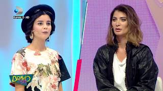 Bravo, ai stil! (19.09.2017) - Iulia a acuzat-o pe Ramona ca are stilist. Concurenta s-a atacat!