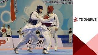 [亞선수권]남자 -54kg급 8강 장준(한국)vs에브라힘 사파리 소우메흐(이란)