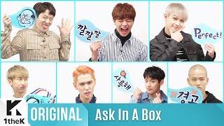ASK IN A BOX: BTOB(비투비) _ MOVIE