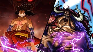 One Piece - The Power Of The Yonko | Luffy Vs Kaido (923)