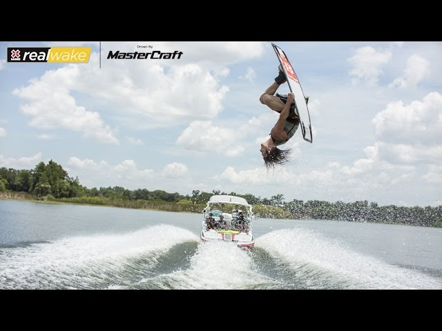 X Games - Real Wake 2016 - Jesse Adam Voiceovers