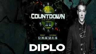 COUNTDOWN 2016  - DIPLO