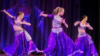 Mehboob mere, Indian Dance Group Mayuri, Petrozavodsk