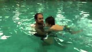 Cash swimming