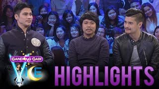 GGV: Piolo, Empoy at JC play Guilty or Not Guilty challenge