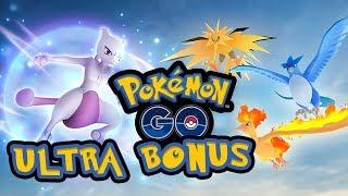 Ultra-Bonus angekündigt! Mewtu in Raids & Regionale in 7KM-Eiern | Pokémon GO Deutsch #718