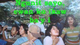 "BSAA FOUNDERS ""Larawang Kupas - Jerome Abalos  with lyrics"""