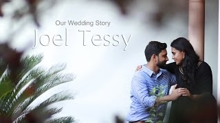 Joel Tessy Wedding Highlights By R media Fotos