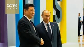 Putin's visit to China expected to bring more cooperation