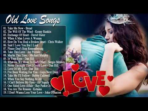Most Old Beautiful Love Songs Of All Time Top Greatest Romantic Love Songs Collection