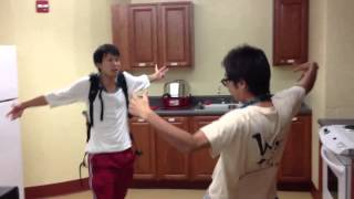 The Japanese comedy skit