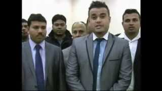 Coventry STCP Achievement Award'13 news report on ATN Bangla UK by Raihan