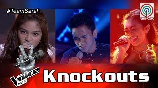 The Voice Teens Philippines Knockout Round: Gia vs. Ivan vs. Tanya