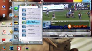 Streaming All Sky Sports and BT Sports in Simple tv