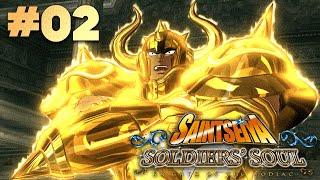 Saint Seiya : Soldiers Soul | Gameplay FR - Episode 2 : Taureau ( PS4 )