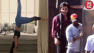 Jacqueline Shares Her Fitness Secret | Ranbir Kapoor Denies Khalnayak Song Remake