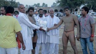 Kushti Majri karala:Great heavyweight wrestling match