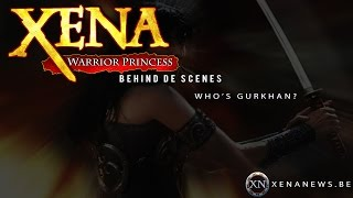 Xena Warrior Princess:  Behind the Scenes