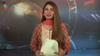TAG TV Pakistan Bureau News Bulletin with Kokab Farooqui - 12 October