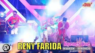 BERGETARRR... NGENES - RENY FARIDA FORMASI 7 LIVE SUKOREJO