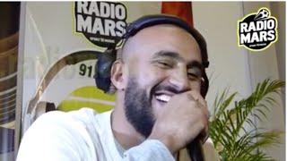 Badr Hari 05/11/2015 Sur Radio Mars Marrakech