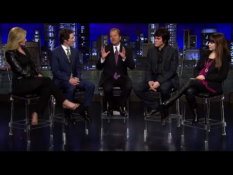 HD Joseph Prince In New York—Exclusive Interview By Trinity Broadcasting Network TBN
