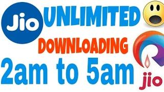 Jio unlimited downloading trick 2017 new trick || by Technica Adda