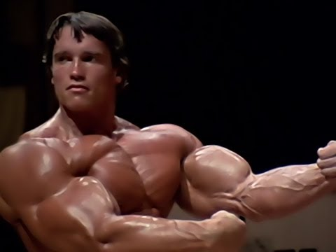 Arnold Schwarzenegger Bodybuilding Training No Pain No Gain 2013