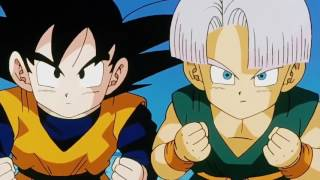 Goku turns Super Saiyan 3 for Goten and Trunks HD