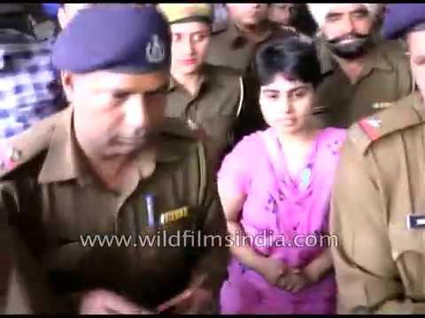Xxx Mp4 Sadhvi Deva Thakur In Haryana Celebratory Firing Leads To Casuality In India 3gp Sex