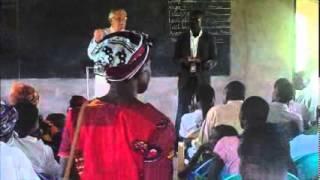 Jerry Preaching At Kalamindi