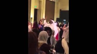 حياه بارك الفنانه شمه حمدان وجابو حق وناسه الرقاص