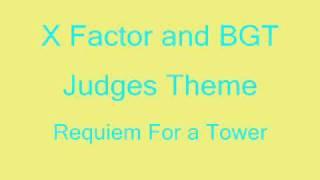 X Factor and BGT Judges Theme (Requiem For A Dream)