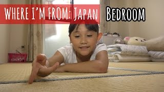 Inside a Japanese Kid's Bedroom